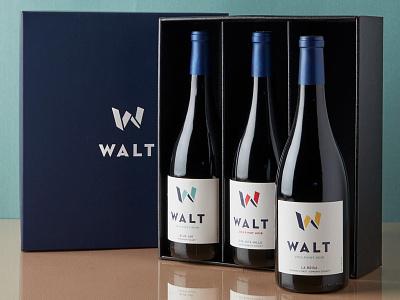 WALT Packaging winery wine labels brand aid branding wine label designer wine packaging wine label design wine bottle wine label wine box