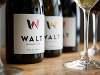 WALT Wine Labels