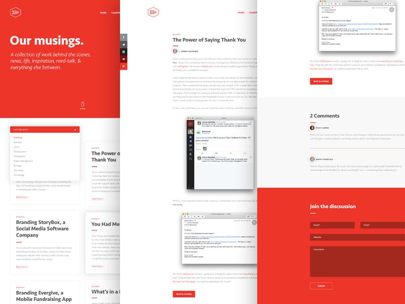 Ba desk blog triple sm