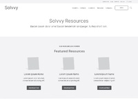 Solvvy wire resources lg
