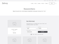 Solvvy wire newsletters lg