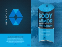 ARMORVENT Pillow Packaging