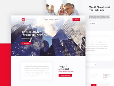 Financial Lander