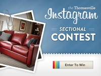 Thomasville Instagram Contest