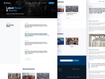 U.S. Polyco News & Events