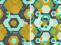 Pattern of the Week #14: Hex'd