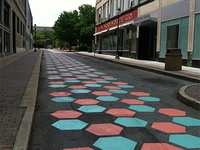 Street Painting: GSO, NC