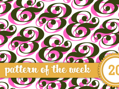 Pattern of the Week #20: Et