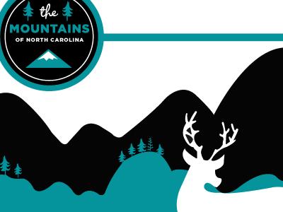 NC Regions: Mountains