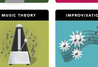 More Music Icons music theory icons metronome