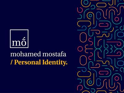 New Personal Identity logo design logo brand design brand identity branding self branding personal branding