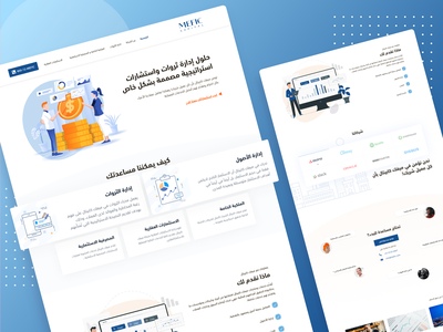 MEFIC CAPITAL Landing Page Redesign Concept redesign concept redesign management financial services finance user experience design user experience dailyui website concept website design landing page design landing page user interface design user interface dribbble web design ux design ui shot