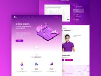 An express website
