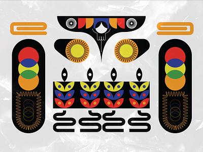 Photosynthesis • All Right Reserved © 2021 illustration drawing linework poster monoline geometric weird illustration vector design line art graphic design digital art