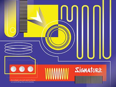 Organized — Systematic ©2021 modern organized drawing melokasignature poster design line art branding illustration graphic design digital art