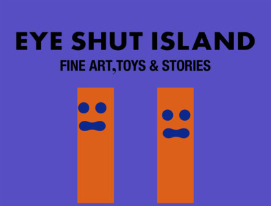 BLUNDLUND.CO.,LTD for EYE SHUT ISLAND