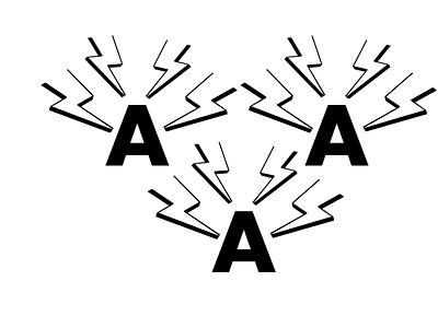 Graphic design for Swedish HIPHOP label, Trippel A graphicdesign hiphop kartellenhiphop kartellen trippela vector design logo blundlund blundlundcoltd