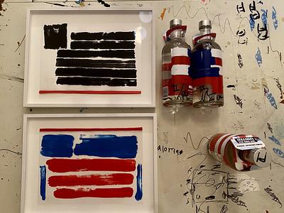 We Are All United, Absolut X Blundlund absolut america we are all united absolut vodka absolut company sebastian bacigalupe blundlundcoltd