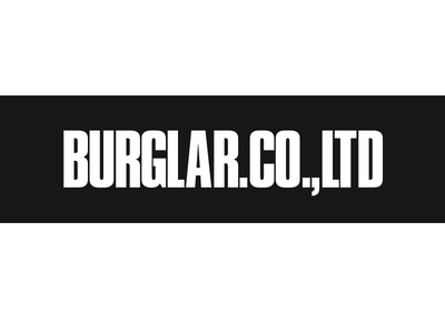 Blundlund for Burglar Logotype illustration design graphic logotype streetwear bartling moa bacigalupe sebastian burglarcoltd blundlundcoltd