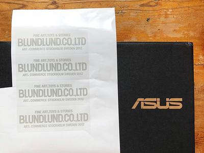 BLUNDLUND.CO.,LTD X ASUS X INTEL