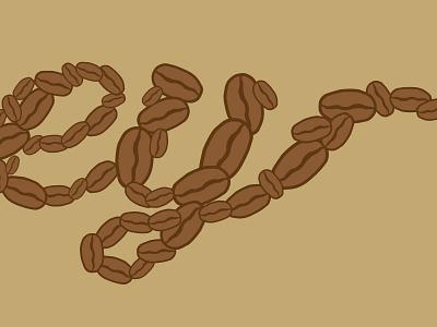 Coffee Script coffee script lettering