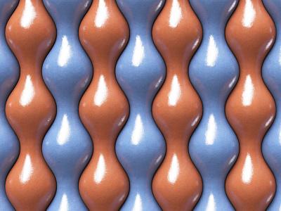 Pattern in C4D v2 cinema4d c4d pattern