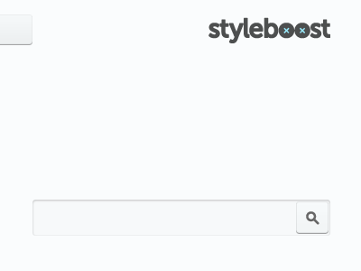 Realigned search box search styleboost realign button form click tap