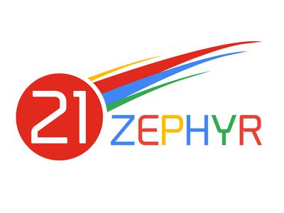 21 Zephyr Logo
