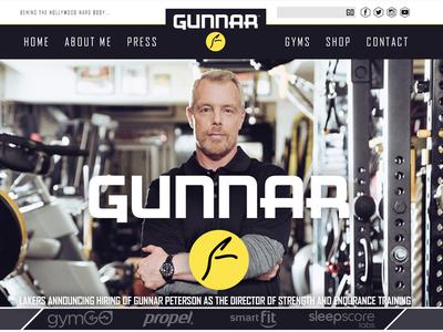 Gunnar Peterson Website