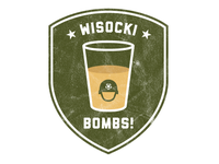 Wisocki Bombs!