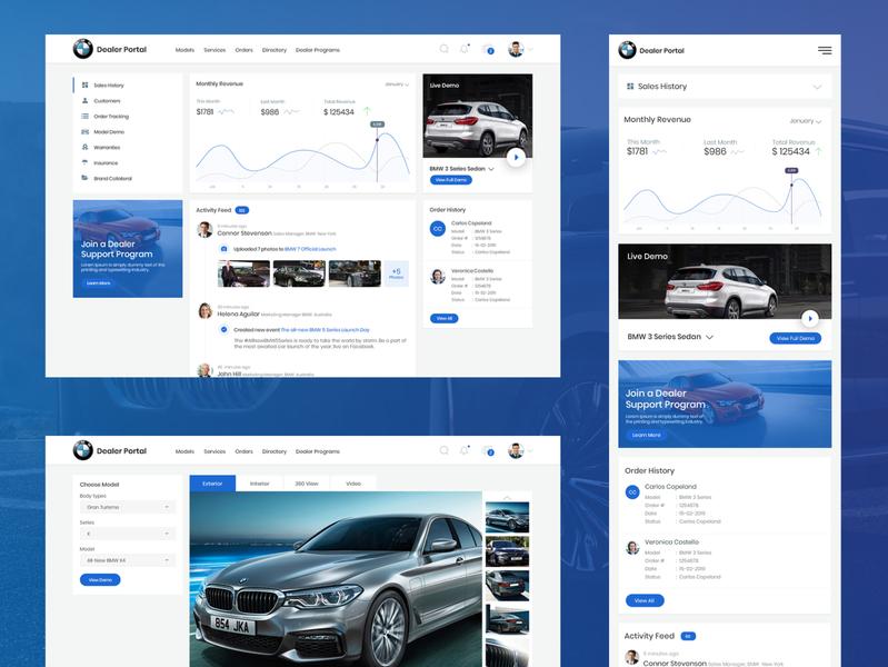 BMW Dealer Portal