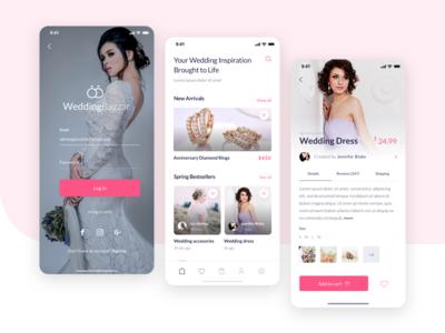 Wedding App Concept