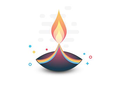 Diwali Greetings festival art greetings vector lights colors fireworks fun celebration diwali