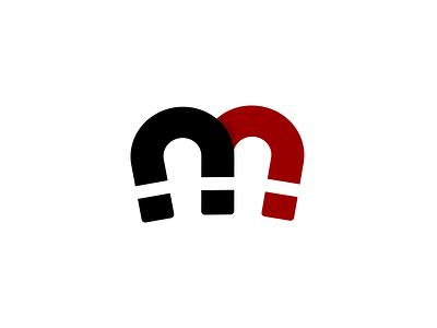 M Monogram 02 mark m logotype logo illustration identity design avatar symbol monogram