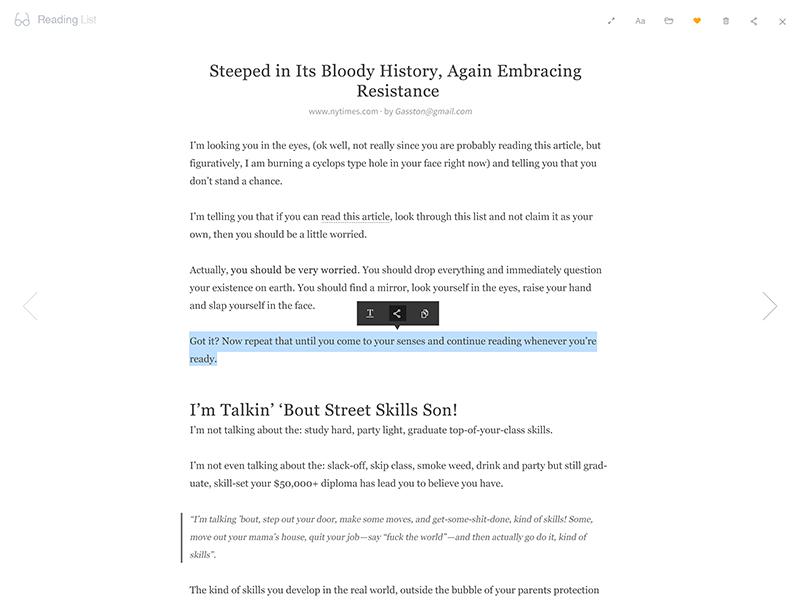 Readinglist  read readinglist web