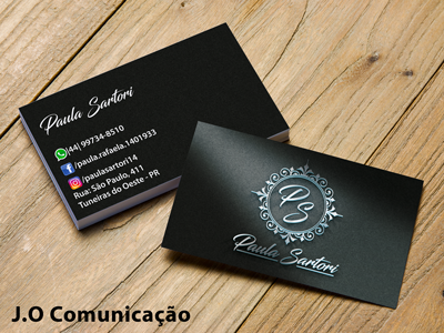 design and development of 3d logo business card - 3 D Business Card