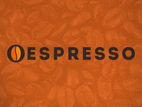 Espresso recipe book logo