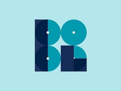 BOLD TYPE typography logo typography design customtype typography type geometric bold bold font bold color logo design logotype logo shapes type design typedesign geometric design
