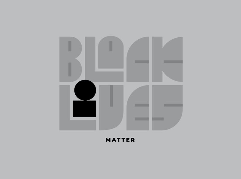 BLACK LIVES MATTER typography design typography logo typedesign logotype designer logotype design type design type typeface logotypes typography logo logotype peace justice community black blackout blacklives blacklivesmatter blm