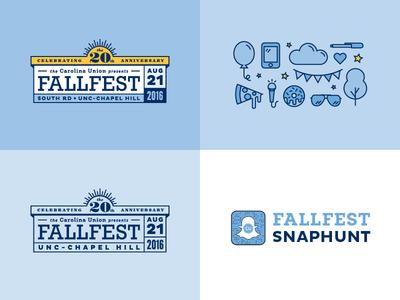 UNC FallFest 2016—20th Anniversary!