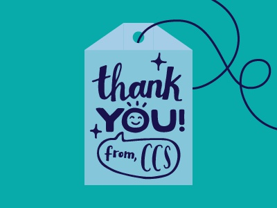 Thank you tag handlettering lettering illustration tag smile smiley face thanks gift tags thank you