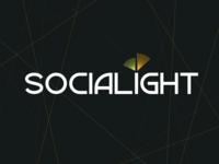 Socialight App Logo Design