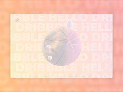 Click To Throw 3d interaction design web animation typography ui webgl web development