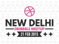 Delhi Dribbble Meetup!