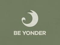BeYonder Logo Reversed Logo Variation