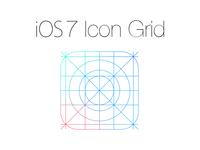 Ios 7 Icon Grid