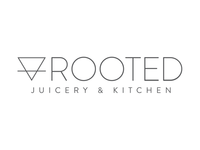 Rooted Juicery And Kitchen Logo
