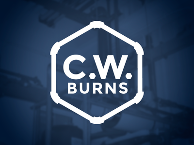CW Burns Logo