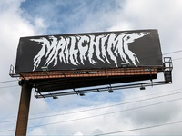 MailChimp Metal Billboard