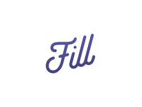 Lettering logo redesign
